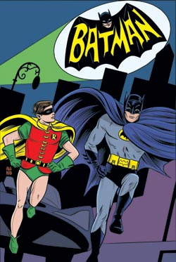 Batman '66 #1 Release Party w/ Jeff Parker, Jonathan Case and Mike Allred!