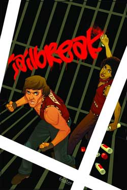 Warriors: Jailbreak #1