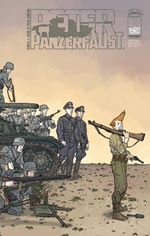 PETER PANZERFAUST #15 Ghost Variant