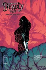 PRETTY DEADLY #1 BY BECKY CLOONAN Ghost Variant